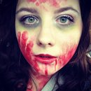 Halloween Zombie Princess 2013