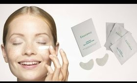 Exuviance Eye Treatment Pads Review & Giveaway