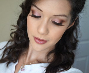 Eye look created with the Anastasia Beverly Hills Tamanna Palette!