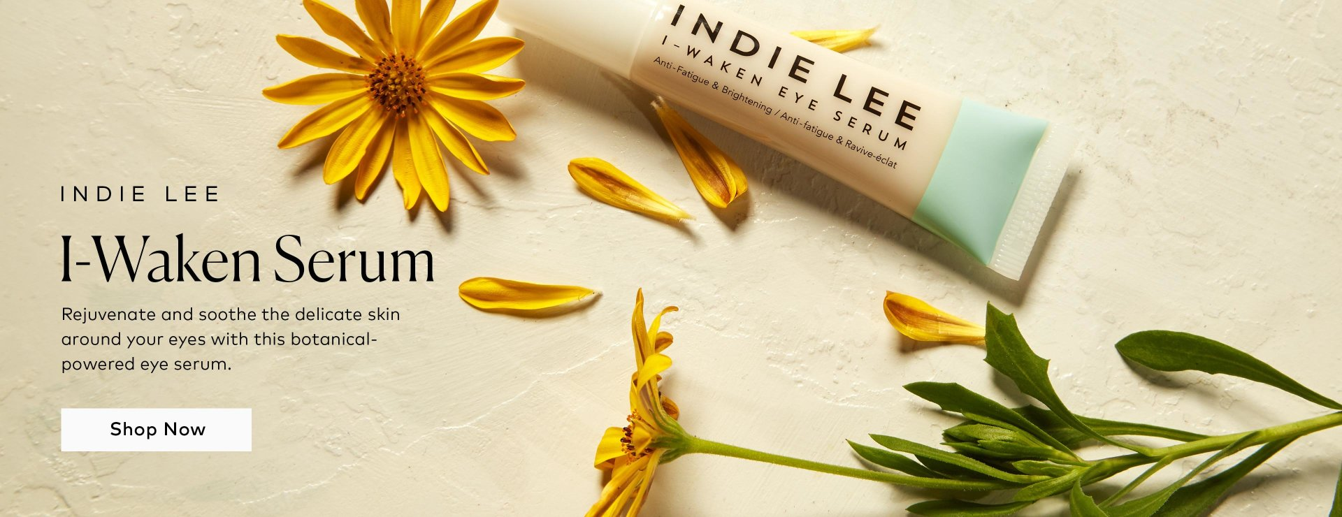 Indie Lee I-Waken Eye Serum – Shop now on Beautylish