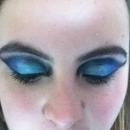 Blue Bird Inspired