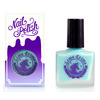 Lime Crime Makeup Les Desserts d'Antoinette Nail Polish Collection ONCE IN A BLUE MOUSSE