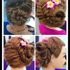 Inspired Two-Ways Curved Fishtail Braid