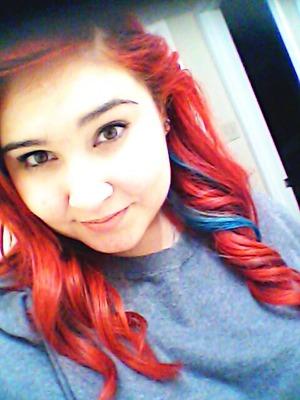 love my turquoise stripe!