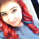 red hair again :)