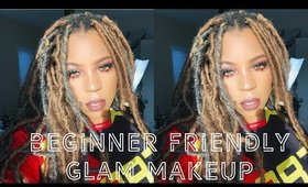 How To: Triple Cut Crease | Beginner Friendly Glam Tutorial