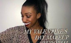 BEAUTÉ : mon maquillage full face pour la Saint-Valentin 2020