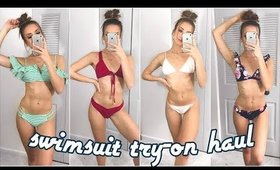 BIKINI TRY ON HAUL 2020! | Cupshe Swimsuit Haul