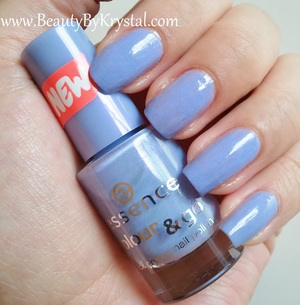 Essence - A Lovely Secret http://www.beautybykrystal.com/2012/03/essence-lovely-secret.html