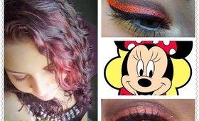 Summer style Disney Theme: Minie Mouse