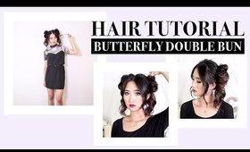 Chibiusa Hair Bun Tutorial | C'erine Chen
