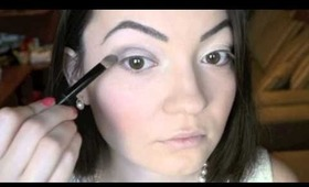 #32 Silver ombre eyes
