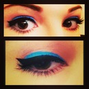 Periwinkle Cat Eye