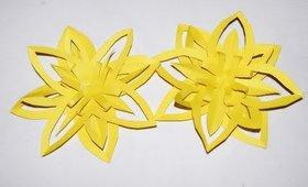 Easy Paper Flowers:DIY Paper Flowers