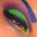 Mardi Gras Colors!