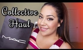Collective Haul | MAC, Ulta, Sephora & More!