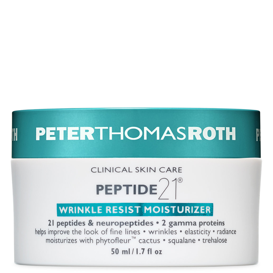 Peter Thomas Roth Peptide 21 Wrinkle Resist Moisturizer alternative view 1 - product swatch.