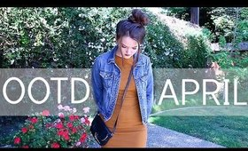 OUTFIT OF THE DAY | APRIL 2017