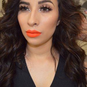 Lips Everlasting liquid lipstick in A-Go-Go