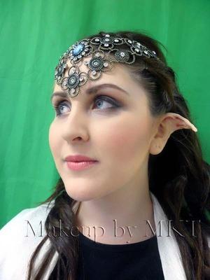 SAM_Fairytale Gorgeous Elf Creating ears