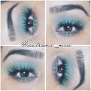eye look for brown eyes