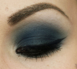 "Make up stores ms ""lovely linnea"", only color i've used :)"