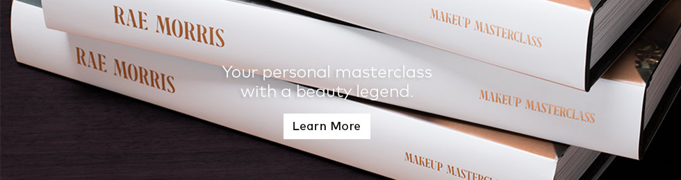 Learn more about Makeup Masterclass by Rae Morris