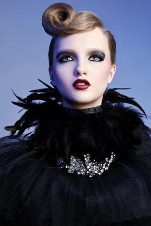 Photographer: Birta Rán Model: Ólöf Ragnars Elite model Iceland Makeup: by me Styling and hair: Edda Laufdal