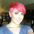 New Pink Hair