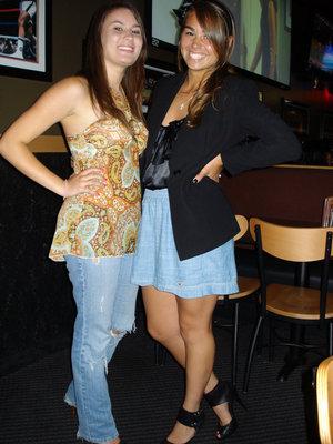 My Best Friend, Stephanie, and I.