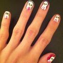 Owl nails!