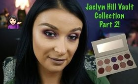 Part 2 -  Jaclyn Hill Vault Collection - Bling Boss Palette