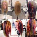 Rainbow hair ❤️💙💛💚💗💜