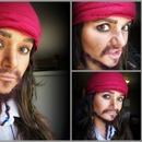 Captain Jack Sparrow Halloween Look