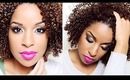 How To: Bronzed and Smokey Holiday makeup look!
