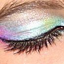 Aqua like colors