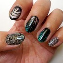 Finger Prints (Left Hand)