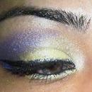 Goldy Purple!