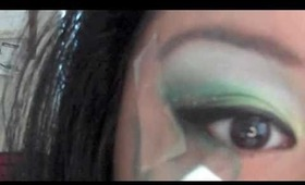 St.Patricks Day Eyes