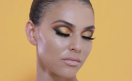 The Sunset Palette Series: Cut Crease