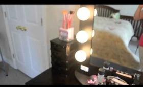 Makeup Vanity Tour