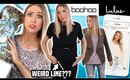 I Spent $500 ON BESTSELLERS AT BOOHOO & LULUS... What's Worth Buying??