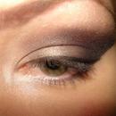 Purple Smoky Eye 2