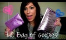 MORE GOODIES PLEASE! MyGlam December Bag