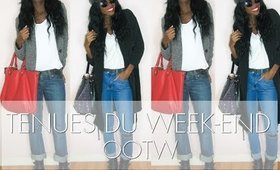 MODE: Tenues du week-end | OOTW | CendrityssTV