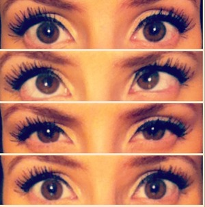 So, these are my eyes... lol