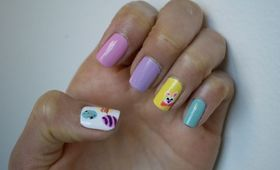 Happy Easter Nail Tutorial