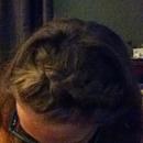 Dutch braid headband