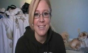 Glasses 101- My Story/ VLOG