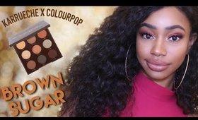 Karrueche x ColourPop | Brown Sugar Collection